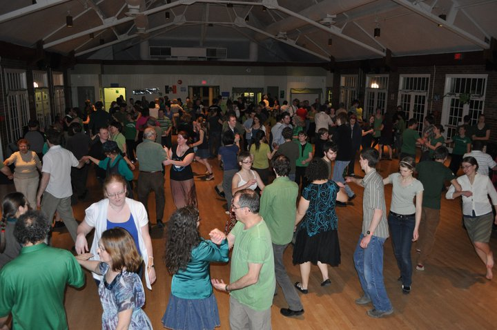 Grand River Ceili at Victoria Park Pavilion, Kitchener