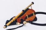 Uilleann pipes, practice set
