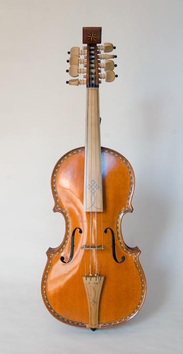 Hardanger fiddle philippe elsworthy