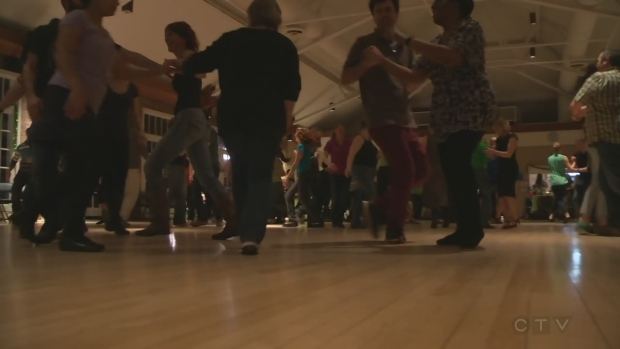 Ceilidh photo by CTV Kitchener