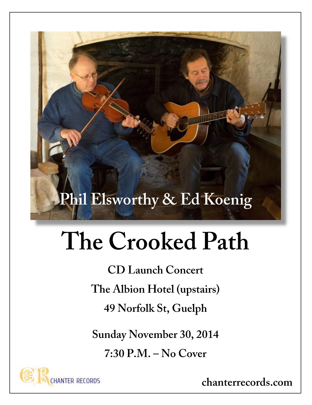 The Crooked Path handout single