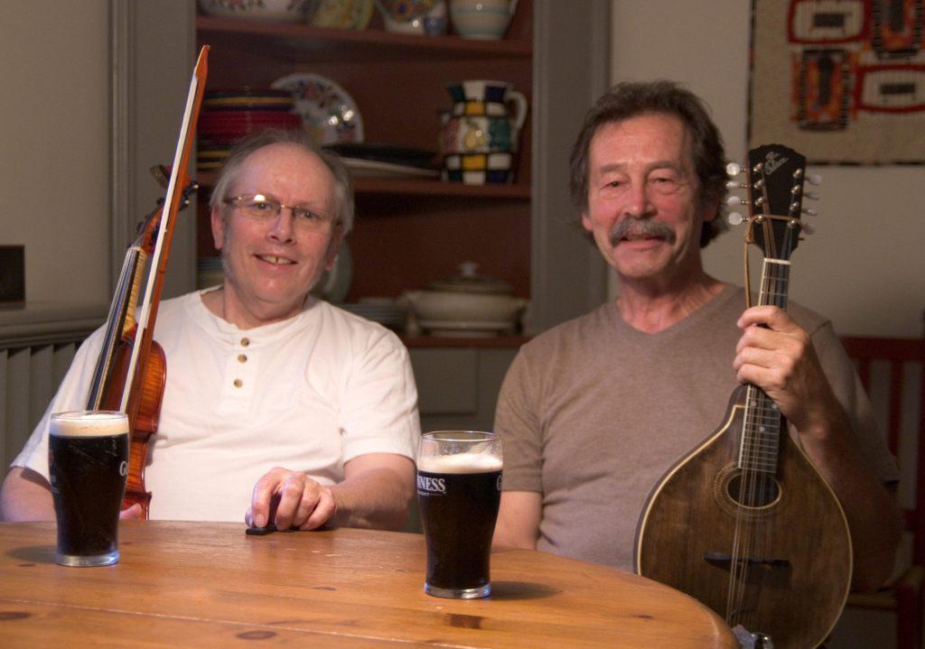 photo of Phil Elsworthy and Ed Koenig