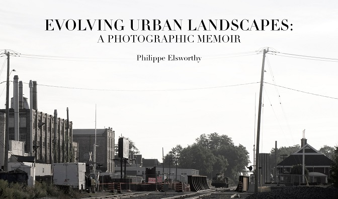 Cover of Evolving Urban Landscapes